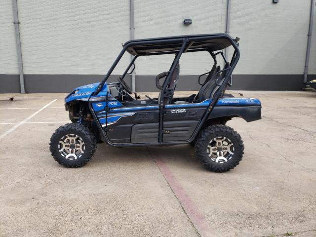 Vehiculos salvage en venta de Copart Dallas, TX: 2018 Kawasaki Other