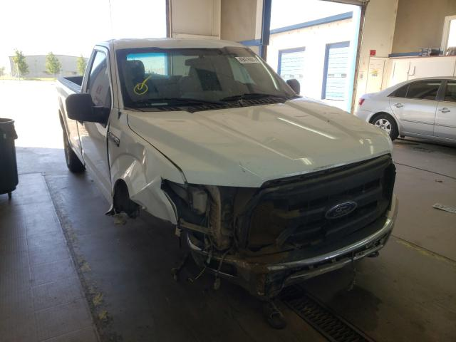 Salvage cars for sale from Copart Pasco, WA: 2015 Ford F150