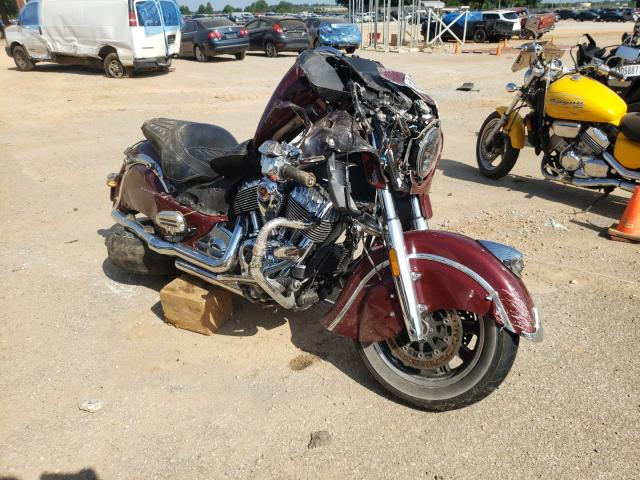 Indian Motorcycle Co. Roadmaster salvage cars for sale: 2017 Indian Motorcycle Co. Roadmaster