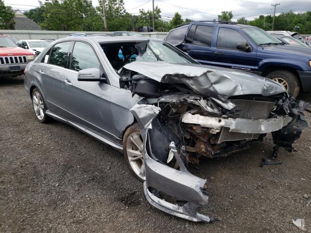 Mercedes-Benz salvage cars for sale: 2013 Mercedes-Benz E 350 4matic
