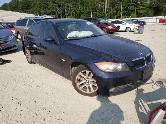Salvage cars for sale from Copart Seaford, DE: 2007 BMW 328 XI SUL