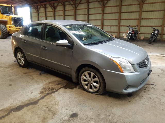 Salvage cars for sale from Copart London, ON: 2010 Nissan Sentra 2.0