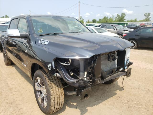 Salvage cars for sale from Copart Pekin, IL: 2021 Dodge 1500 Laram