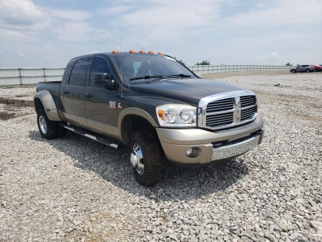 Salvage cars for sale from Copart Earlington, KY: 2009 Dodge RAM 3500