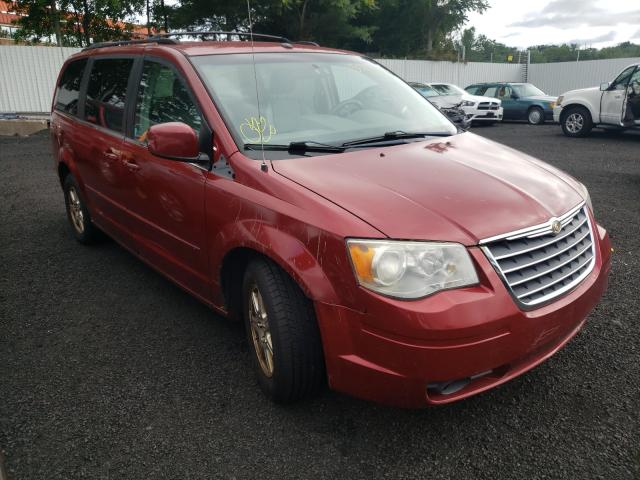 Used 2008 CHRYSLER TOWN & C - Small image. Lot 50700021