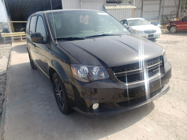 Salvage cars for sale from Copart Corpus Christi, TX: 2018 Dodge Grand Caravan