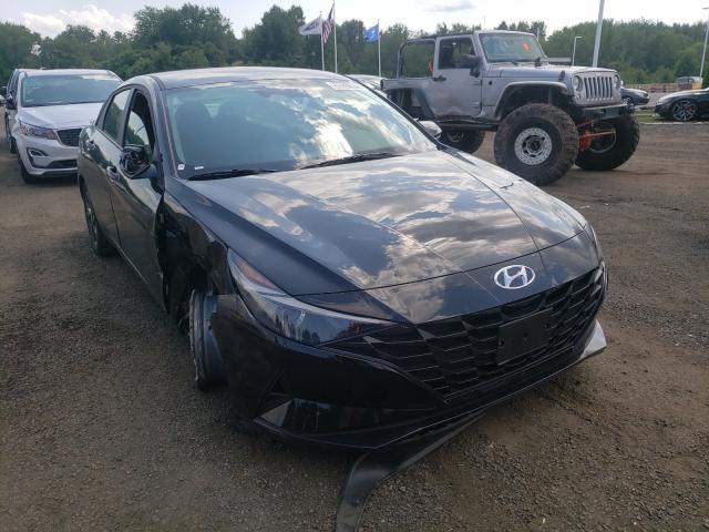 2021 Hyundai Elantra SE for sale in East Granby, CT