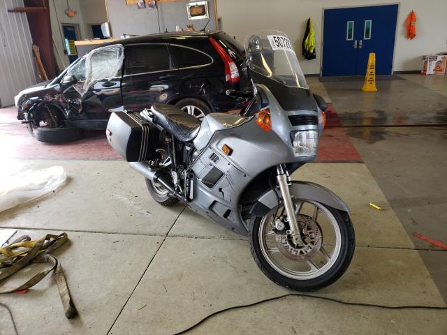 Salvage motorcycles for sale at Angola, NY auction: 1986 Kawasaki ZG1000