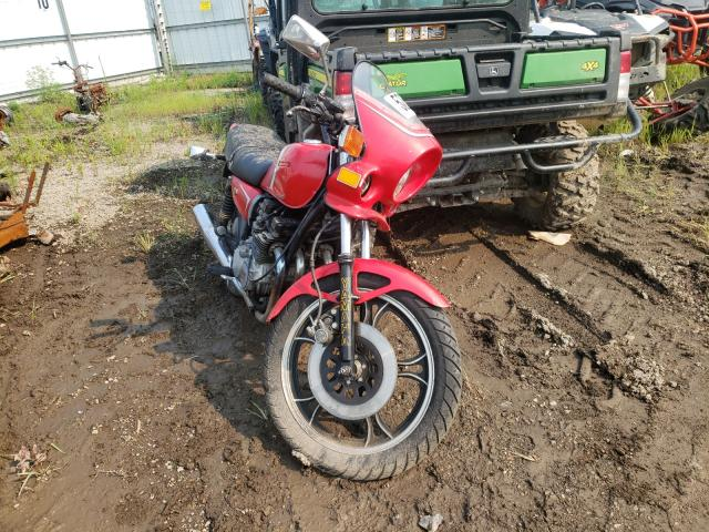 Salvage cars for sale from Copart Pekin, IL: 1982 Yamaha XJ550R