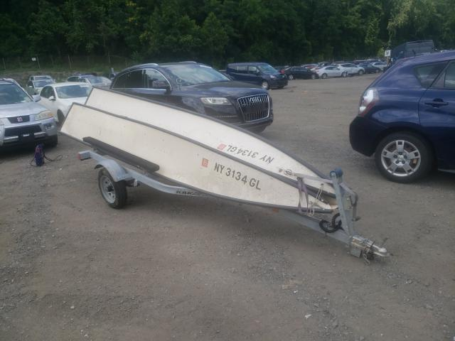 Other salvage cars for sale: 2006 Other Porta-Bote