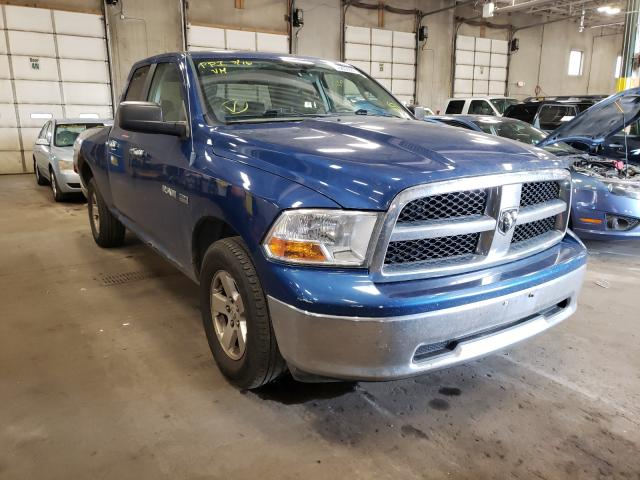 Salvage cars for sale from Copart Blaine, MN: 2010 Dodge RAM 1500