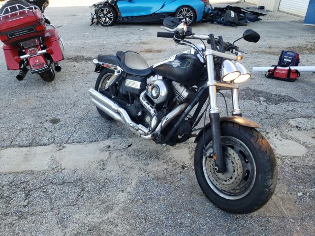 Salvage cars for sale from Copart Gainesville, GA: 2009 Harley-Davidson Fxdf