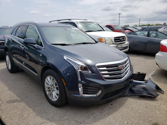 Cadillac XT5 salvage cars for sale: 2019 Cadillac XT5