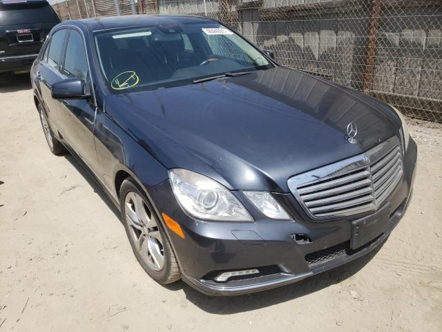 Salvage cars for sale from Copart Los Angeles, CA: 2010 Mercedes-Benz E 350