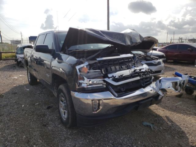 Salvage cars for sale from Copart Houston, TX: 2018 Chevrolet Silverado