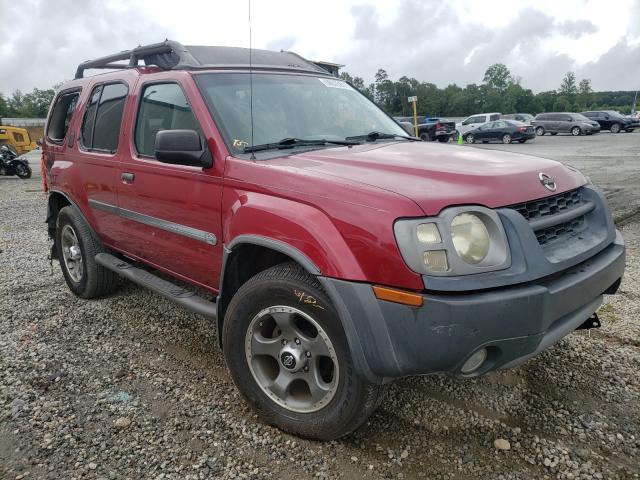 2002 Nissan Xterra SE en venta en Spartanburg, SC