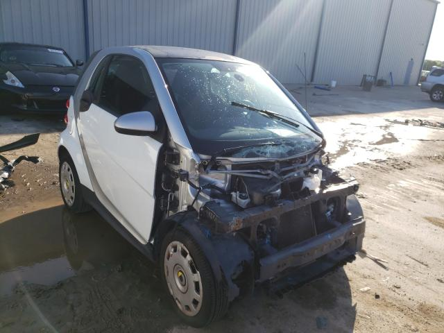 Salvage 2013 SMART FORTWO - Small image. Lot 50086671