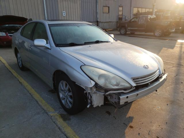 Salvage cars for sale from Copart Lawrenceburg, KY: 2003 Lexus ES 300