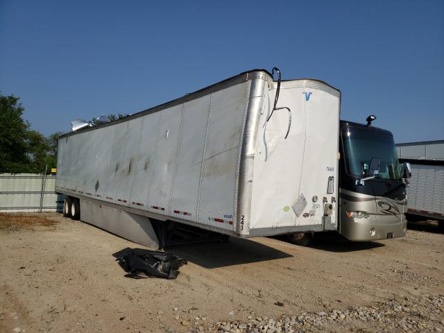 Vehiculos salvage en venta de Copart Kansas City, KS: 2012 Vanguard 53'TRAILER