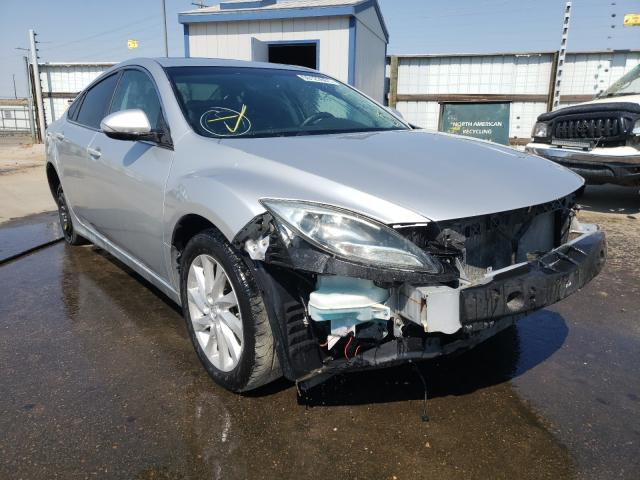 Salvage cars for sale from Copart Nampa, ID: 2011 Mazda 6 I