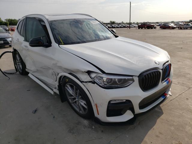 2019 BMW X3 SDRIVE3 5UXTR7C54KLE93672