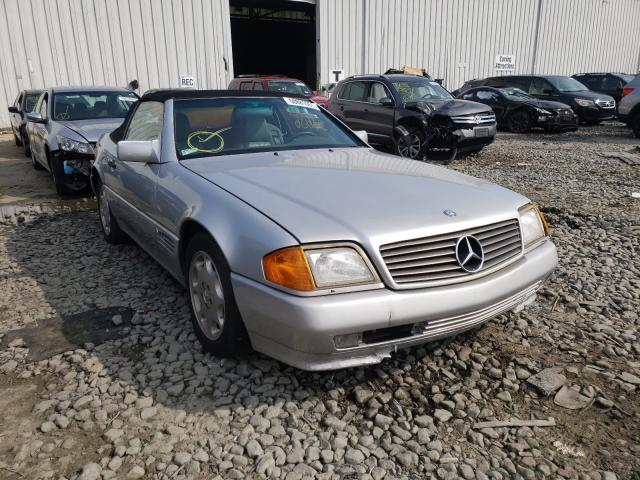 Salvage 1993 MERCEDES-BENZ 300-CLASS - Small image. Lot 50881051
