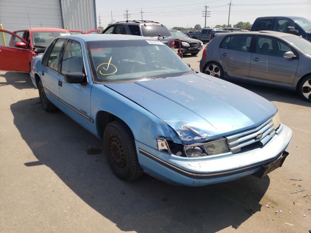 Chevrolet Lumina salvage cars for sale: 1993 Chevrolet Lumina