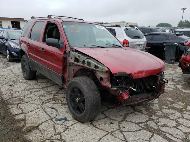 Ford Escape salvage cars for sale: 2006 Ford Escape