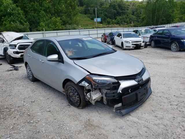 Vehiculos salvage en venta de Copart Hurricane, WV: 2019 Toyota Corolla L