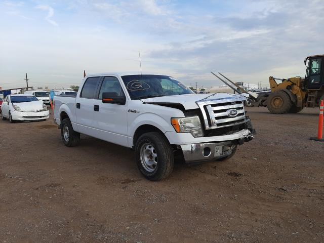 Salvage cars for sale from Copart Phoenix, AZ: 2011 Ford F150 Super