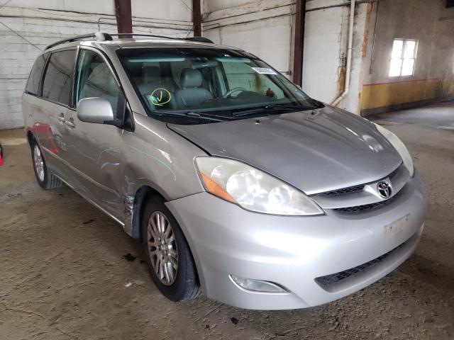 Vehiculos salvage en venta de Copart Grantville, PA: 2008 Toyota Sienna XLE