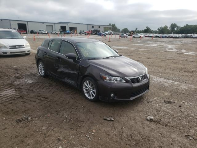 Lexus CT 200 salvage cars for sale: 2012 Lexus CT 200