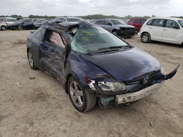 2008 Honda Civic EXL en venta en Temple, TX