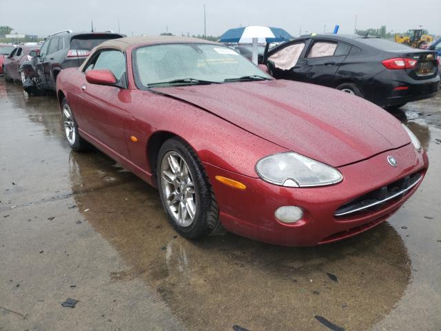 Jaguar XK8 salvage cars for sale: 2005 Jaguar XK8