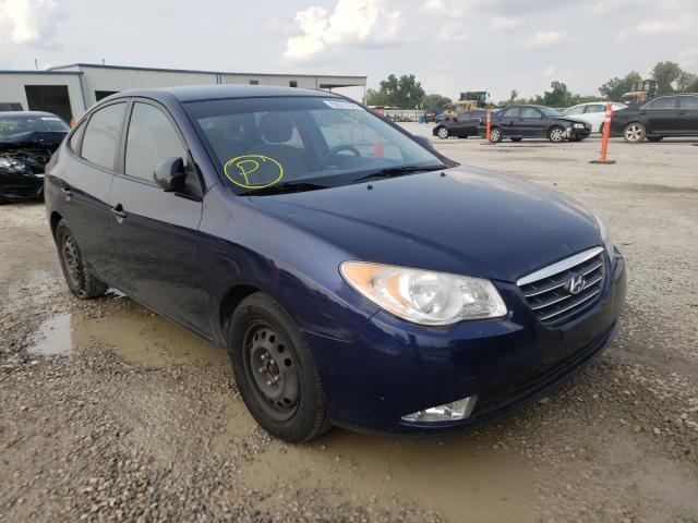 Vehiculos salvage en venta de Copart Kansas City, KS: 2008 Hyundai Elantra GL