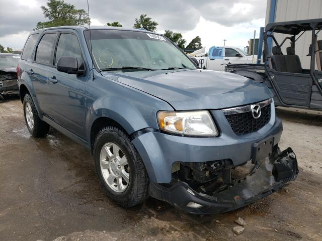 Salvage cars for sale from Copart Sikeston, MO: 2011 Mazda Tribute I