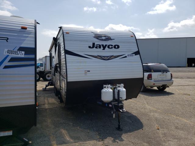 Jayco Jayflight salvage cars for sale: 2019 Jayco Jayflight