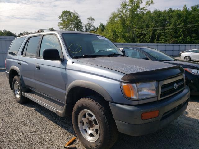 Salvage cars for sale from Copart Fredericksburg, VA: 1998 Toyota 4runner