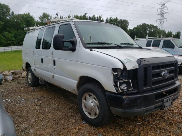 Salvage cars for sale from Copart Memphis, TN: 2009 Ford Econoline