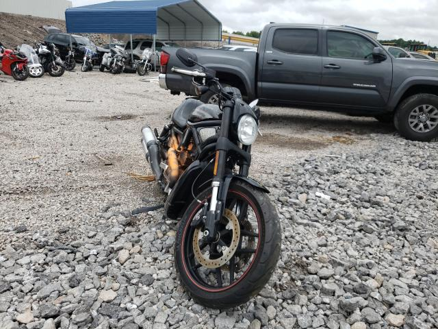 Salvage cars for sale from Copart Hueytown, AL: 2016 Harley-Davidson Vrscdx NIG
