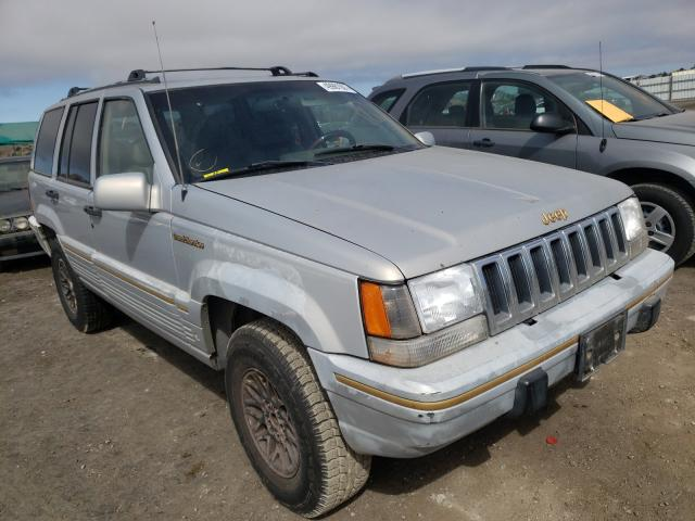 Salvage cars for sale from Copart San Martin, CA: 1995 Jeep Grand Cherokee