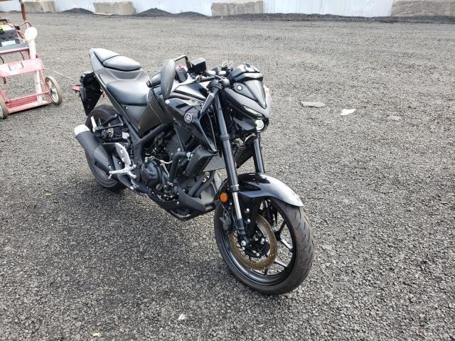 Vehiculos salvage en venta de Copart New Britain, CT: 2020 Yamaha MT-03