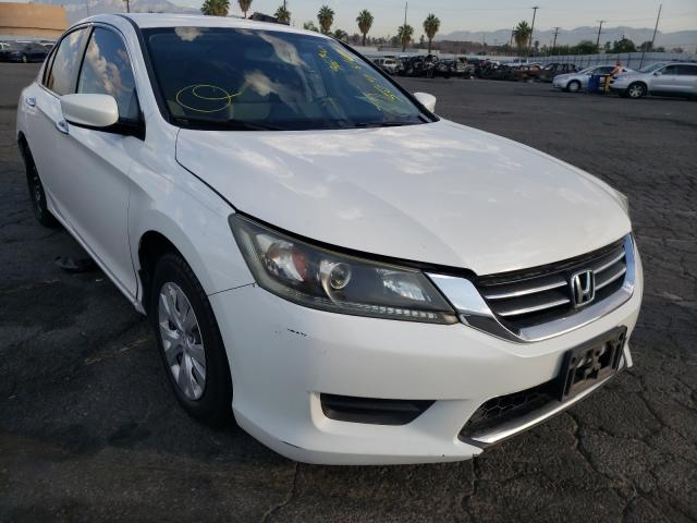 Salvage cars for sale from Copart Colton, CA: 2013 Honda Accord LX