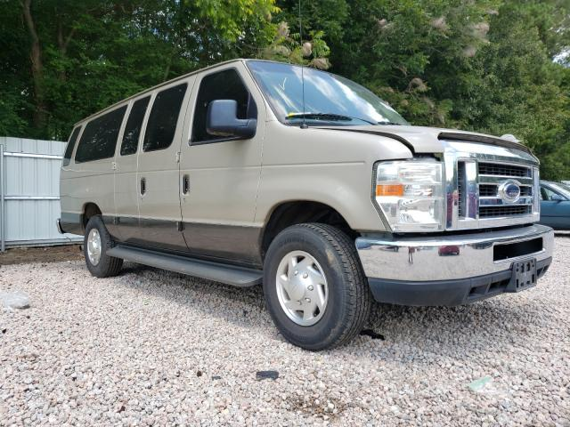 Salvage cars for sale from Copart Knightdale, NC: 2011 Ford Econoline