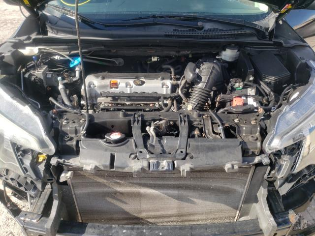 2012 HONDA CR-V LX 2HKRM4H31CH627203