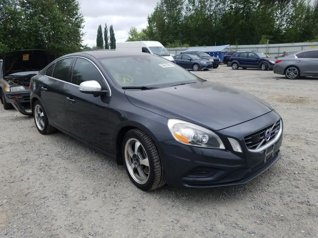 2012 VOLVO S60 T6 YV1902FH4C2096427