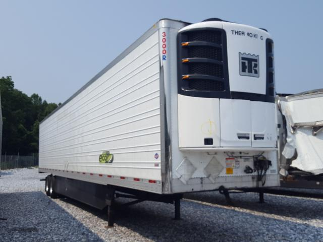 Utility salvage cars for sale: 2019 Utility Reefer 53'