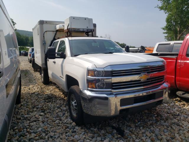 2015 Chevrolet Silverado en venta en West Warren, MA
