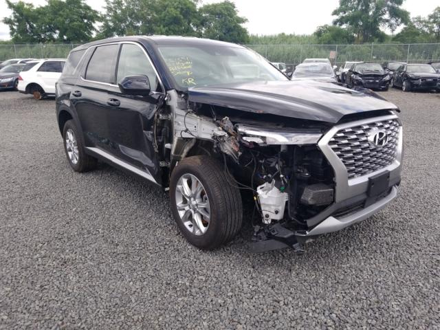 Salvage cars for sale from Copart Hillsborough, NJ: 2021 Hyundai Palisade S