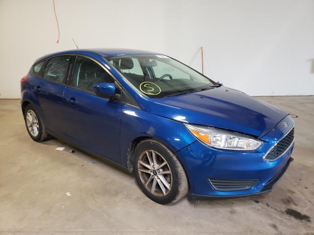 Vehiculos salvage en venta de Copart Chalfont, PA: 2018 Ford Focus SE
